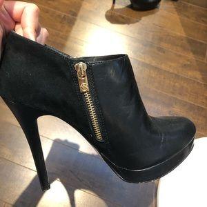 Mikael kors high heel booties